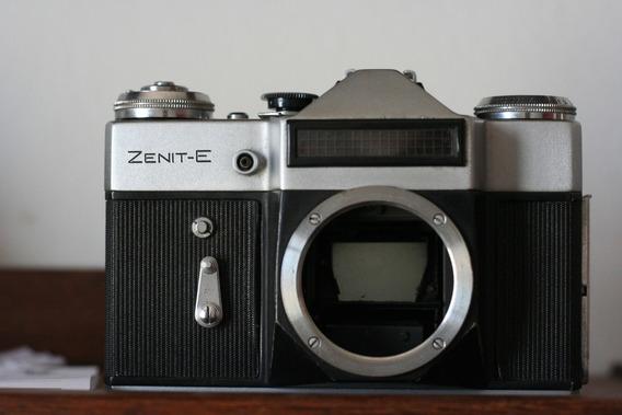 Câmera Russa Zenith E - Arma E Dispara. Precisa Lubrificação