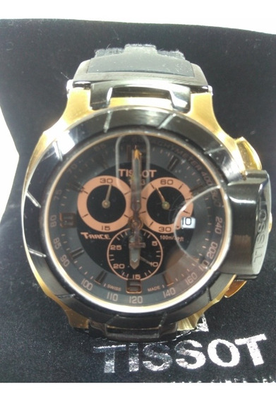 Relógio Tissot T Race Moto Gp RoseOriginal - T0484172705706