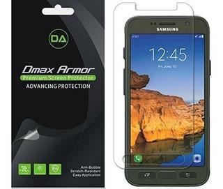 6pack Dmax Armor Para Samsung Galaxy S7 Active Screen Protec