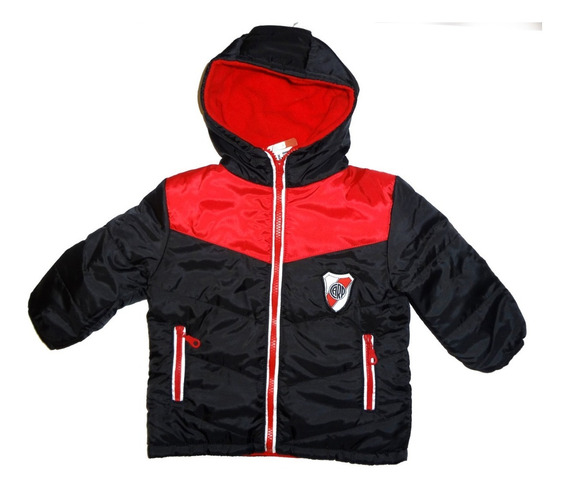 Campera De River Para Bebe Original Inflable Con Polar