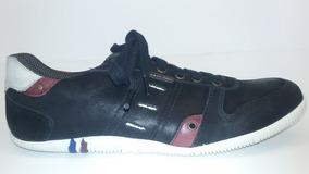 d4765bce24 Sapato Casual Em Couro Legítimo Ref. 4102 Estilo Osklen