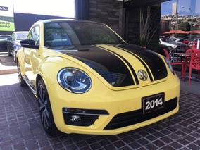 Volkswagen Beetle 2.0 Turbo R Mt 2014 Amarillo