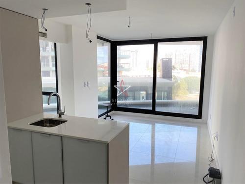 Apartamento, 1 Dorm Y Medio, Aidy Grill, Punta Del Este, Alquiler- Ref: 1072