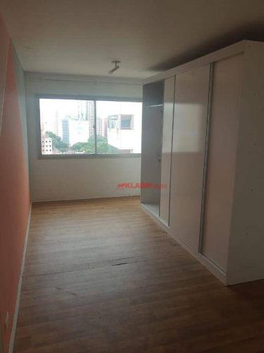 Imagem 1 de 10 de Apartamento Com 1 Dormitório À Venda, 35 M² Por R$ 370.000,00 - Vila Mariana - São Paulo/sp - Ap10570