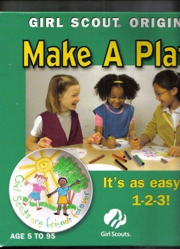Make A Plate (original Girl Scout, Proyecto Grupal)