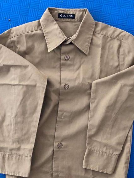 Camisa De Vestir Para Niño