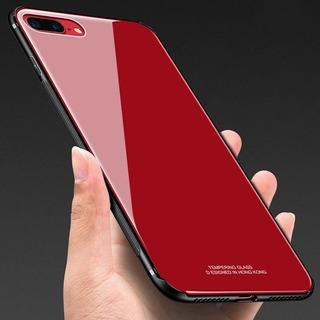 Case De Vidrio Templado Para iPhone 7 Y 8