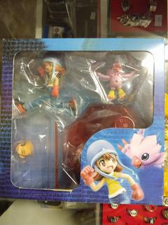 Figura Sora Y Piyomon Digimon - Ronin Store - Rosario
