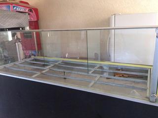 Mueble Exhibidor Para Venta De Ensaladas Y/o Guisados