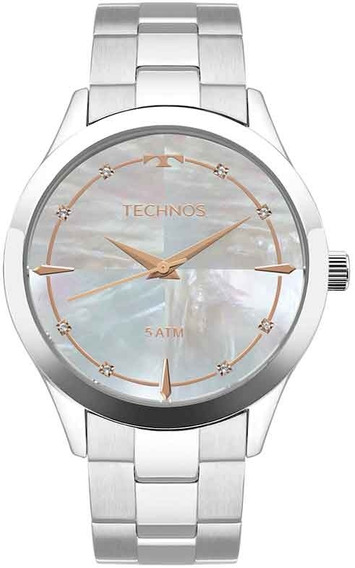 Relógio Technos Feminino 2039bb/1k Original Nfe Garantia