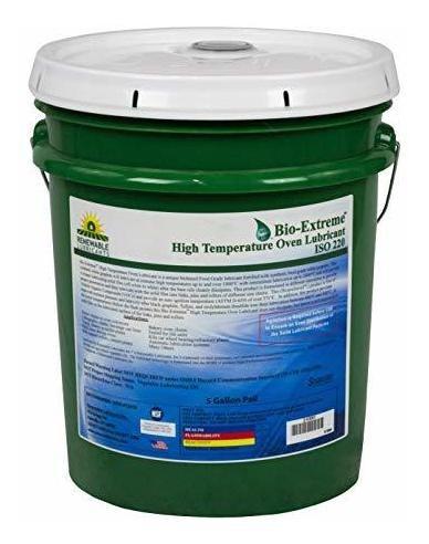 Imagen 1 de 1 de Renewable Lubricants Bio-extreme Iso 220 High Temperature Ov