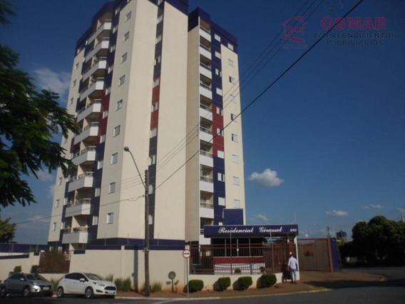 Apartamento Residencial À Venda, Parque Fabrício, Nova Odessa. - Ap0096