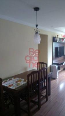 Apartamento À Venda No Jardim Utinga Com 63 M2 - 2907
