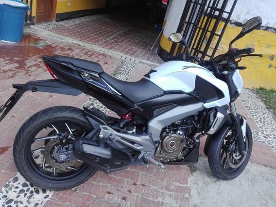 Moto Dominar 400 2019