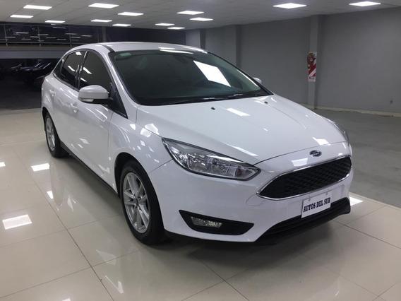 Ford Focus 1.6 S N 2017 4p Mt