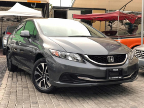 Honda Civic 2.0 Ex-l Sedan Automatico 2013
