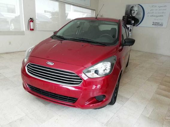 Ford Figo 2017 1.5 Impulse Aa Hatchback Mt