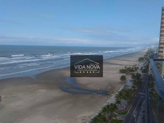 Cobertura À Venda, 257 M² Por R$ 2.500.000,00 - Aviação - Praia Grande/sp - Co0096