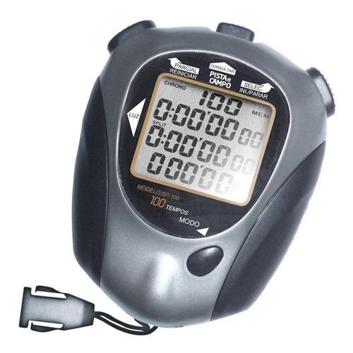 Cronômetro Digital Profissional Stopwatch 100 Tempos Split S