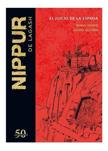 Colección Nippur De Lagash - Nº 08 El Juicio De La Espada