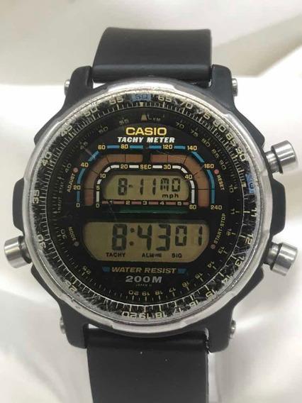 Relógio Casio Dw 400 Sky Walker 200 M Relogiodovovô.