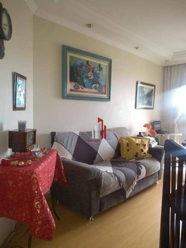 Apartamento Com 2 Dormitórios Para Alugar, 50 M² Por R$ 1.330,10/mês - Freguesia Do Ó - São Paulo/sp - Ap1106