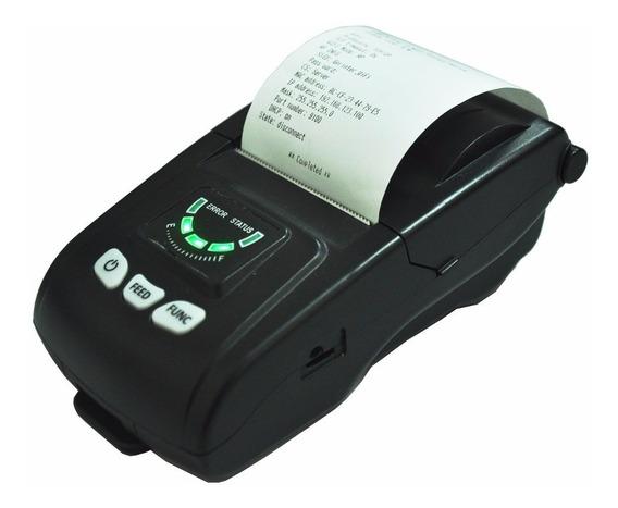Impressora Térmica Portátil Pt-280 Bluetooth Recargapay