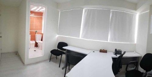 Oficina Ejecutiva En Renta, Desde 3 M2, Del Valle, Cdmx