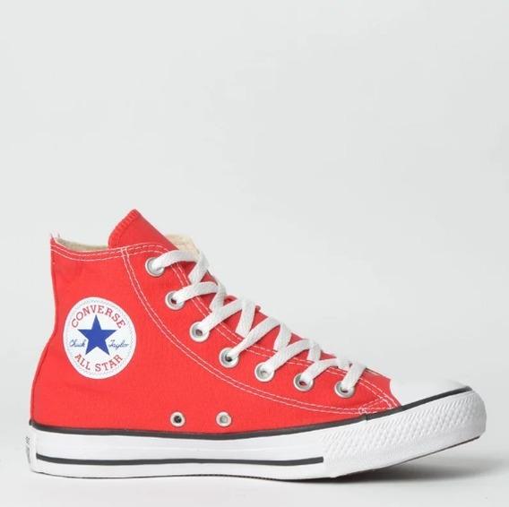 Tênis Converse Chuck Taylor All Star Hi Vermelho Ct00040004