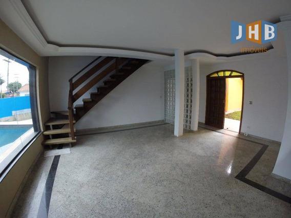 Sobrado Residencial À Venda, Jardim Das Indústrias, São José Dos Campos. - So0330