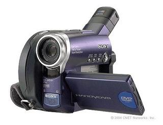 Sony Handycam Dcr-dvd101 Como Nueva !
