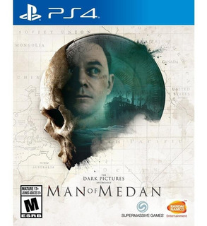 The Dark Pictures Anthology Man Of Medan / Ps4