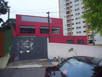 Galpão Em Jardim Monte Alegre, Taboão Da Serra/sp De 425m² À Venda Por R$ 800.000,00 - Ga181255