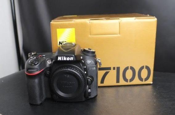 Nikon D7100 Perfeito Estado (n~d610 D750