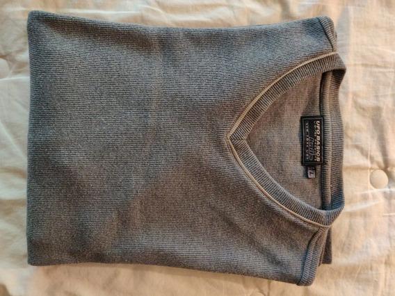 Sweater De Hilo Talle L De La Marca Ufo, Uma Belleza!!