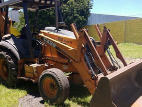 Remate Retroexcavadora Case 580 Super M 2002 Extension