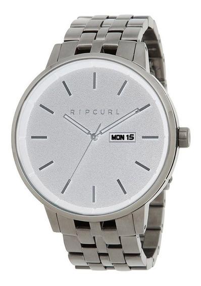 Relógio Rip Curl Detroit Sss Silver A3086silver