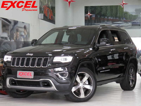 Jeep Grand Cherokee Limited 3.0 4x4 V6 Aut.