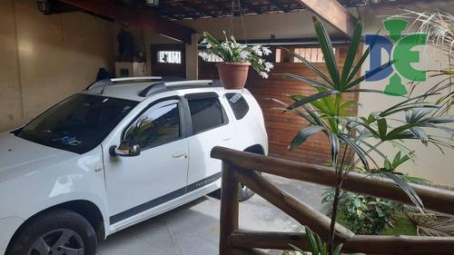 Casa Com 3 Dormitórios À Venda, 181 M² Por R$ 310.000,00 - Jardim Do Vale - Jacareí/sp - Ca0320