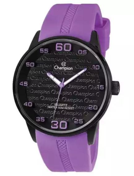 Relógio Champion Original De Fábrica, Feminino, Ch30206l