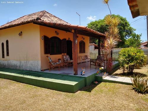 Casa Para Venda Em Saquarema, Boqueirão, 4 Dormitórios, 3 Banheiros, 3 Vagas - 3143_2-1140983