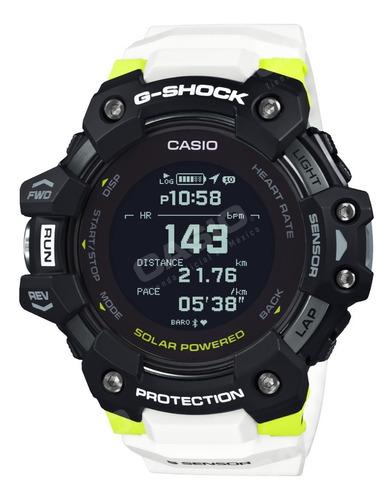 Imagen 1 de 10 de *pre-compra* Reloj Casio G-shock Gbd-h1000-1a7 Heart Monitor