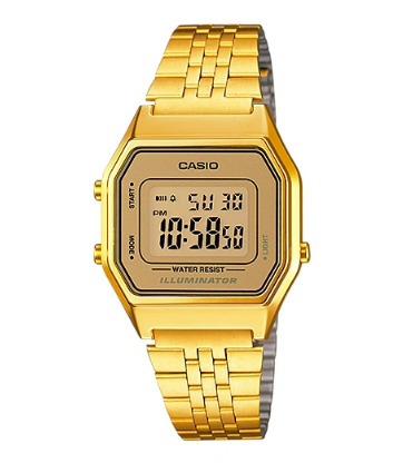 Relógio Casio Vintage Feminino La680wga-9df