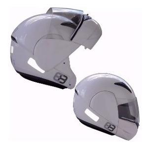 Capacete Moto Ebf Articulado Masculino Rocop Varias Cores