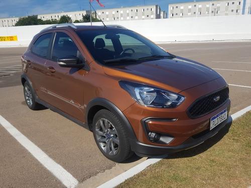 Ford Ka Freestyle 1.5 Aut.