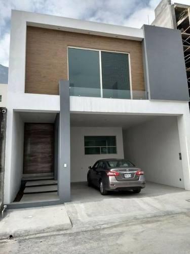 Hermosa Casa Nueva Diseño Contemporaneo