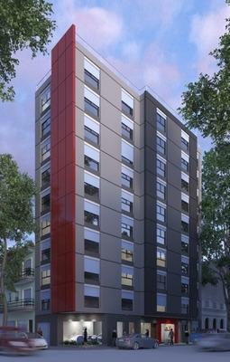 Apartamento Monoambiente Al Frente A Estrenar En Centro