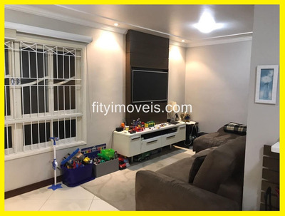 Casa Em Condomínio Fechado 3 Quarto(s) Para Venda No Bairro Vila Romana Em São Paulo - Sp - Cas311