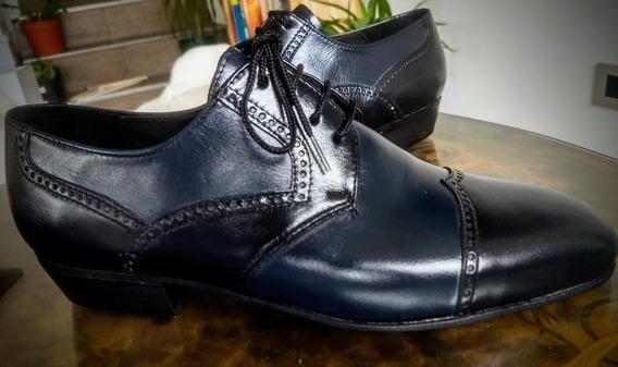 Zapatos De Tango - Salsa - Fiesta Y A Medida -hechos A Mano