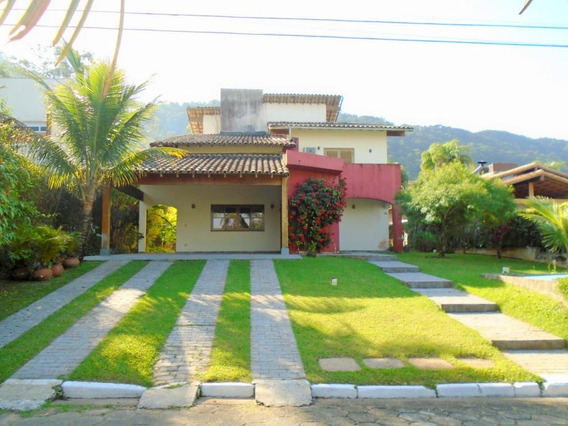 Casa Residencial À Venda, Enseada, Guarujá - Ca2117. - Ca2117